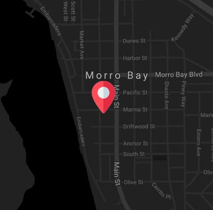 Comfort Inn Morro Bay - 590 Morro Avenue, Morro Bay, California 93442